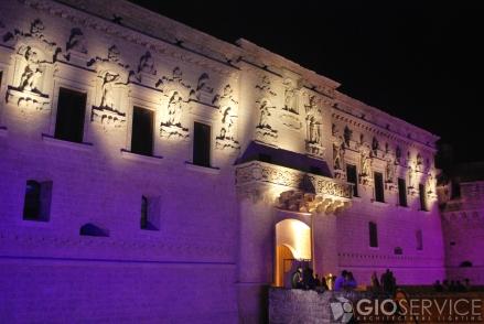 Castello Corigliano - Esterno