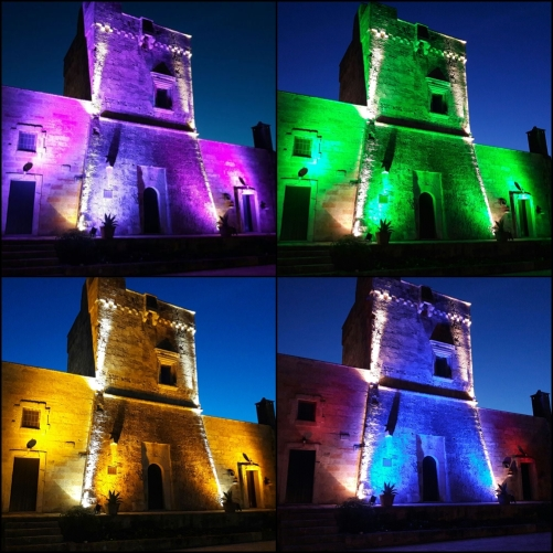 Torre Ruggeri colours