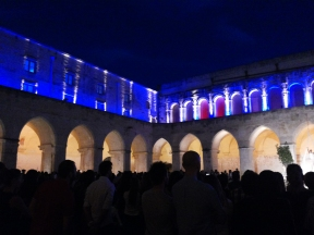 Chiostro dei Domenicani Blu - Lecce