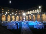 Stelle cadenti in Chiostro dei Domenicani - Lecce